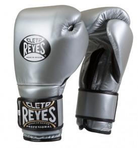 Cleto Reyes Velcro Sparring Gloves Platinum