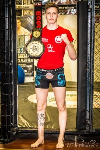 Rhys 'Skeletor' Mckee – The new era of Irish MMA
