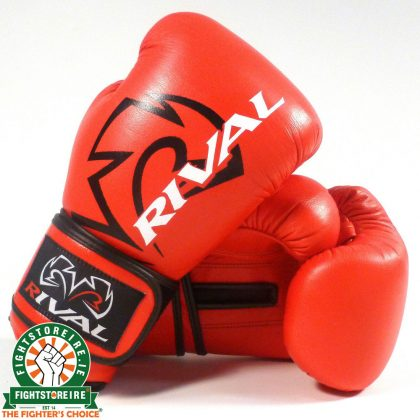 Rival Classic Sparring Gloves - RS4 Red | Fight Store IRELAND