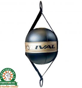 Rival Double End Bag 8 - Black/Gold