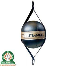 Rival Double End Bag 8 - Black/Gold