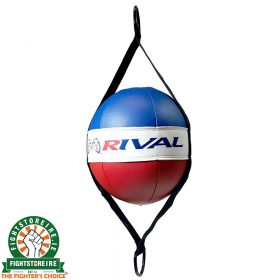 Rival Double End Bag 9 - Blue/White/Red