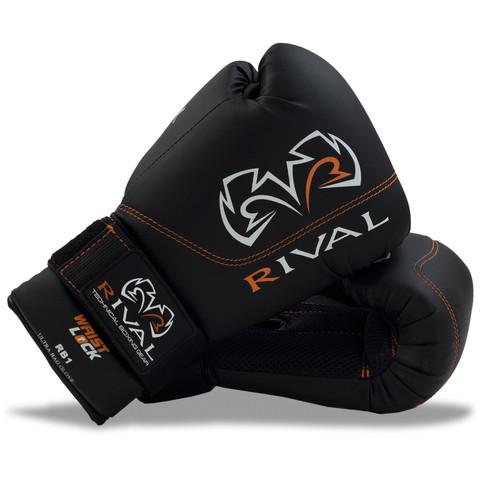 Rival RB1 Ultra Bag Gloves - Black