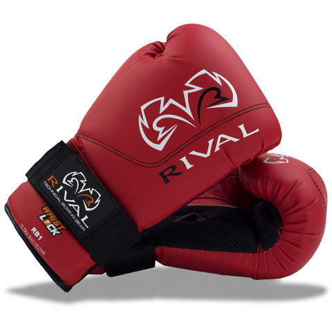 Rival RB1 Ultra Bag Gloves - Red