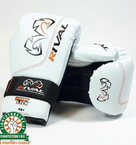 Rival RB1 Ultra Bag Gloves - White