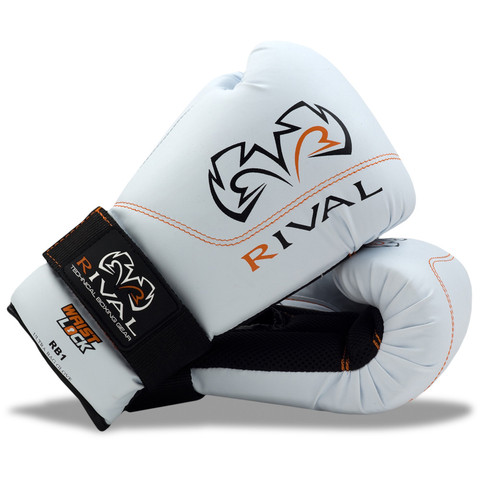 Rival Rb1 Ultra Bag Gloves White Fight Store Ireland