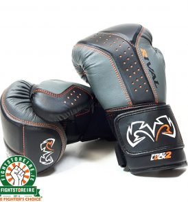 Rival RB10 Intelli-Shock Bag Gloves - Black/Grey
