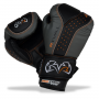 Rival RB10 Intelli-Shock Bag Gloves - Black and Grey