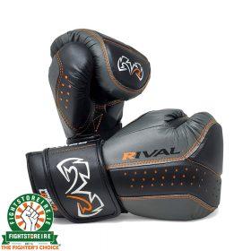 Rival RB10 Intelli-Shock Bag Gloves - Black/Grey