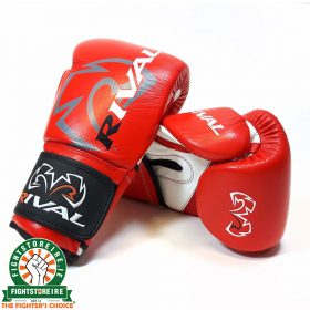 Rival RB2 Super Bag Gloves - Red