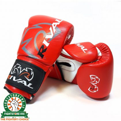 Rival RB2 Super Bag Gloves - Red