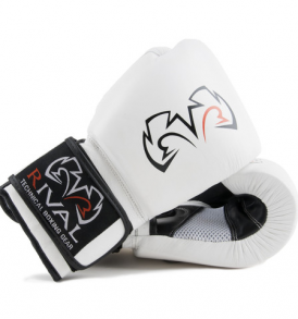 Rival RB2 Super Bag Gloves - White