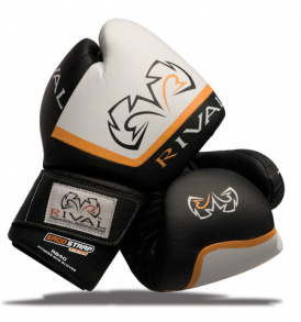 Rival RB40-Fitness Bag Gloves - Black