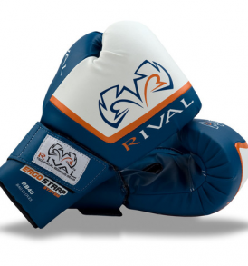 Rival RB40-Fitness Bag Gloves - Blue