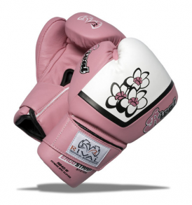 Rival RB40-Fitness Bag Gloves - Pink