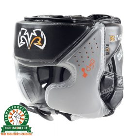 Rival RHG10 Intelli Shock Headguard - Grey