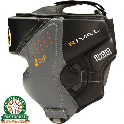 Rival RHG10 Intelli Shock Headguard - Grey