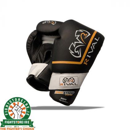 Rival RS2V Pro Sparring Gloves - Black