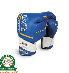 Rival RS2V Pro Sparring Gloves - Blue | Fight Store IRELAND