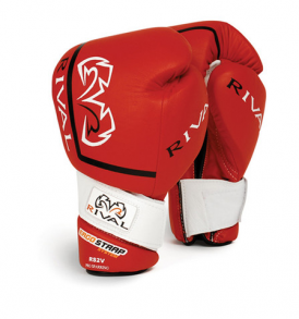 Rival RS2V Pro Sparring Gloves - Red