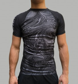 Wicked One Hurricane Rashguard - Black