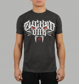 Wicked One Instinct Tee - Grey