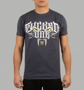 Wicked One Instinct Tee - Navy