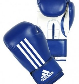adidas Energy 100 Boxing Gloves - Blue