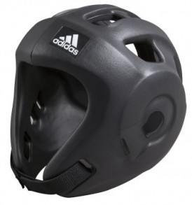 Adidas Adizero Speed Head Guard - Black