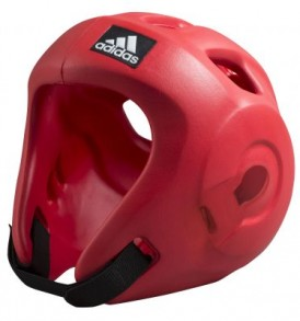 Adidas Adizero Speed Head Guard - Red