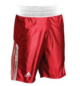 Adidas Club Boxing Shorts - Red