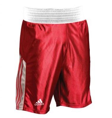 Adidas Club Boxing Shorts - Red