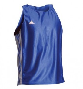 Adidas Club Boxing Vest - Blue