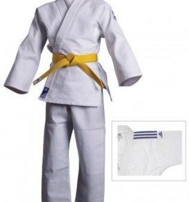 Adidas Kids Judo Uniform - White