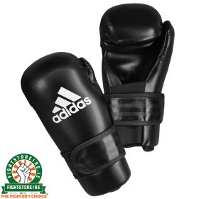 Adidas Semi Contact Gloves Pro - Black