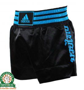 Adidas Thai Boxing Shorts - Black