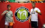 Warriros Gym Dublin - Cian Cowley - Daryl Flood - FightstorePROi