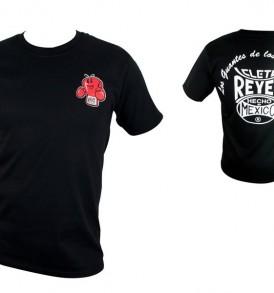 Cleto Reyes CHAMPY T-Shirt - Black
