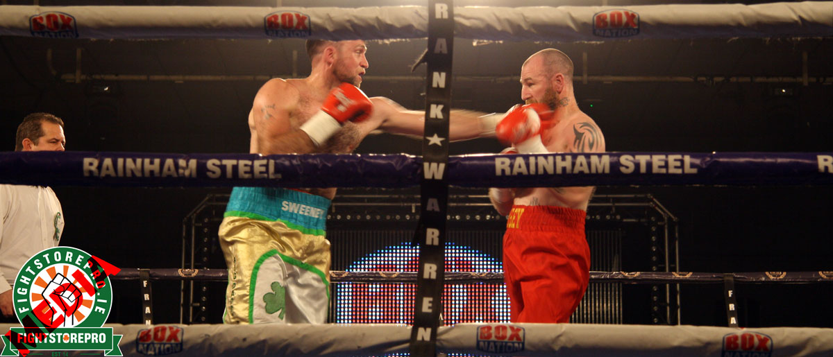 Ian Tims beats Michael Sweeney for the second time