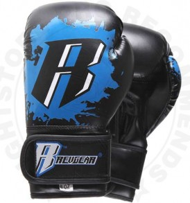 Revgear Blue Kids Boxing Gloves - 8oz