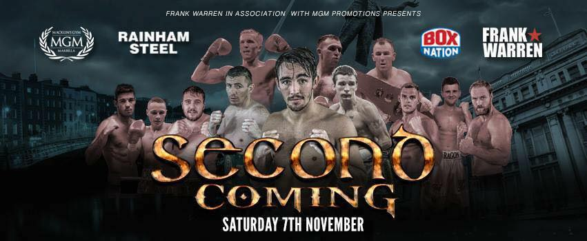 Second Coming - MGM - FightstorePROi