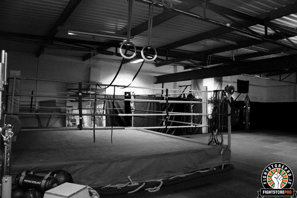 Warriors Gym Dublin - FightstorePROi