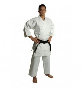 Adidas WKF Kigai Karate Uniform - European Cut - Kata 12oz