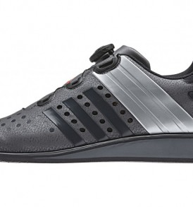 Adidas Drehkraft Weightlifting Shoes - Iron Grey / Silver
