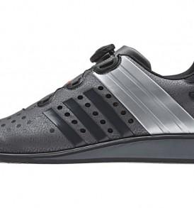 Adidas Drehkraft Weightlifting Shoes - Iron Grey / Silver