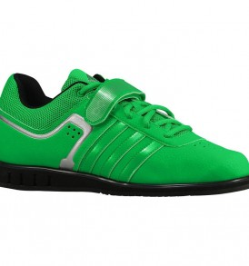 Adidas Powerlift 2 Flash Lime / Silver Metallic / Core Black