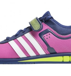 Adidas Powerlift 2 Flash Pink / White / Solar Yellow