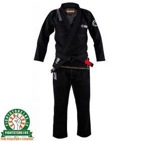 Fuji Sports Sekai 2.0 BJJ Gi - Black
