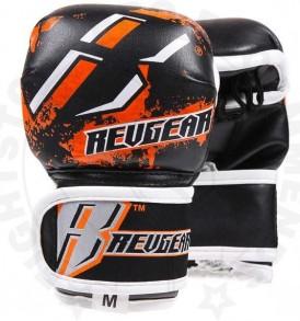 Revgear Orange Kids MMA Gloves
