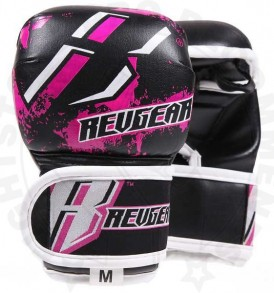 Revgear Pink Kids MMA Gloves